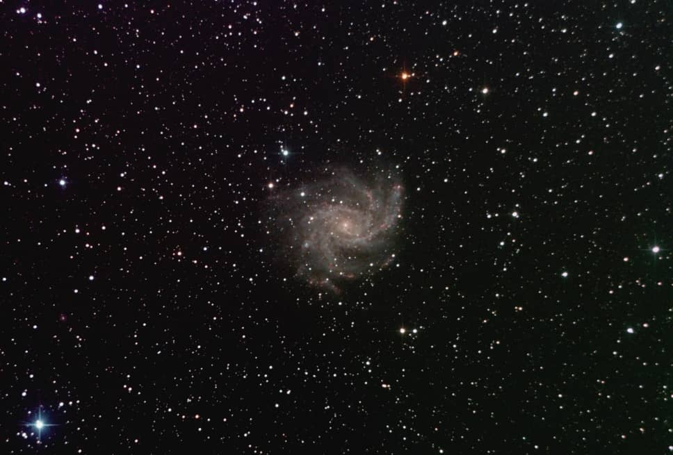 The Fireworks Galaxy (NGC 6946)