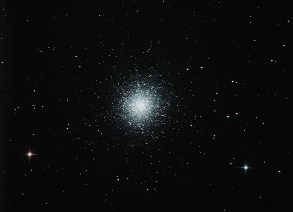 The Hercules Cluster - M13