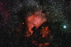 Noth America Nebula